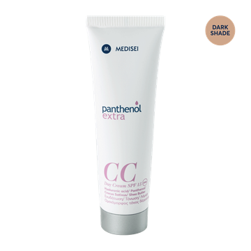 Слика на PANTHENOL CC DAY CREAM DARK SHADE SPF15  50 ML