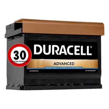 Слика на DURACELL ADVANCED 63Ah