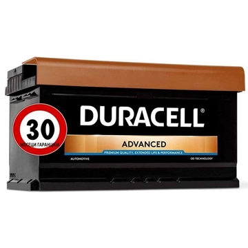 Слика на DURACELL ADVANCED 95Ah