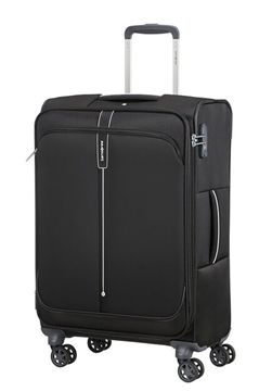 Слика на КУФЕР СО 4 ТРКАЛА - SAMSONITE POPSODA SPINNER EXPANDABLE 66*44*28 cm