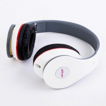Слика на DITMO DM-2700 ADJUSTABLE FOLDABLE STEREO POWERFUL BASS HEADPHONE WHITE