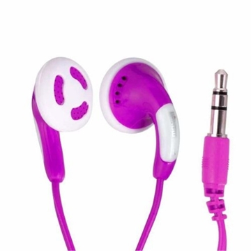 Слика на MAXELL EARPHONES STEREO COLOUR BUDZ PURPLE 303364.02.CN