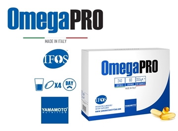 Слика на OMEGAPRO 20 SOFTGELS