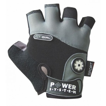 Слика на POWER SYSTEM FITNESS GLOVES FIT GIRL
