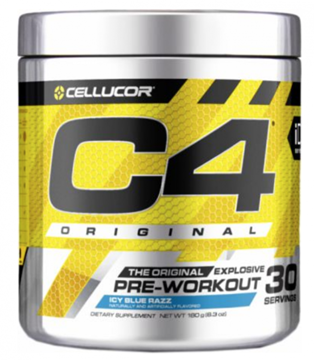 Слика на C4 ORIGINAL PRE WORKOUT 195G