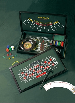 Слика на LAS VEGAS CASINO SET 3 IN 1